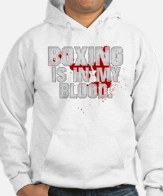 BOXING IS IN MY BLOOD Hoodie