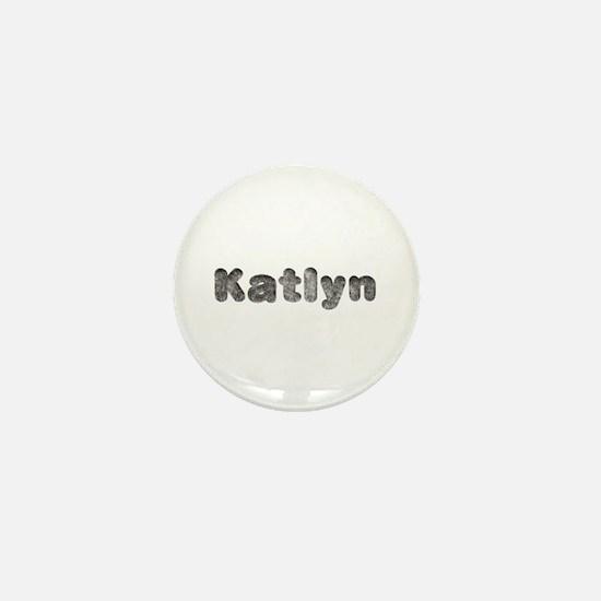Katlyn Wolf Mini Button