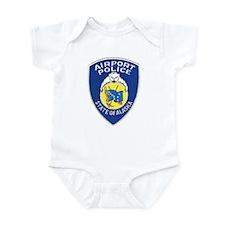 Alaska Airport Police Infant Bodysuit