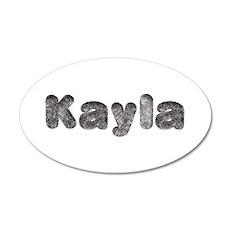 Kayla Wolf Wall Decal