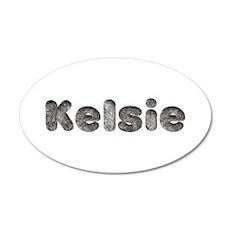 Kelsie Wolf Wall Decal