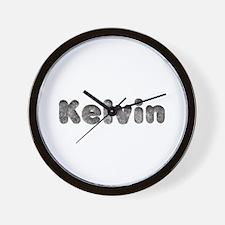 Kelvin Wolf Wall Clock