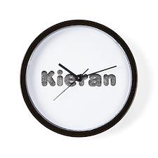 Kieran Wolf Wall Clock
