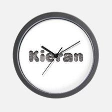 Kieran Wolf Wall Clock