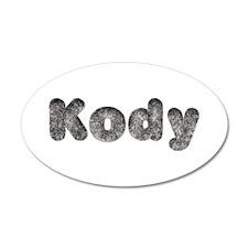 Kody Wolf Wall Decal