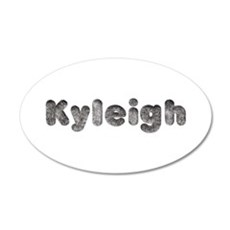 Kyleigh Wolf Wall Decal