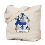 Walthers Family Crest Tote Bag
