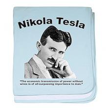 Tesla: Power baby blanket