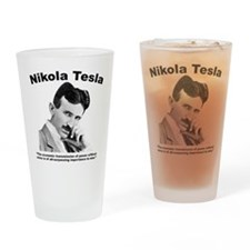 Tesla: Power Drinking Glass