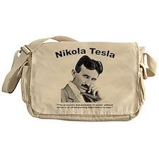 Tesla: Power Messenger Bag