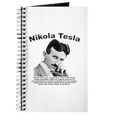 Tesla: Peace Journal