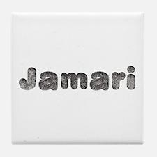 Jamari Wolf Tile Coaster