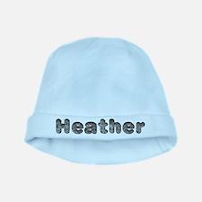 Heather Wolf baby hat