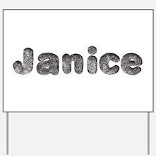 Janice Wolf Yard Sign