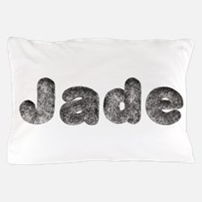 Jade Wolf Pillow Case