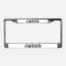 Jakob Wolf License Plate Frame