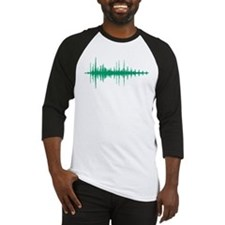 Funny House music t Baseball Jersey