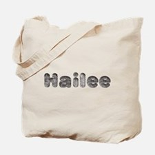 Hailee Wolf Tote Bag