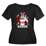Wallingford Family Crest Women's Plus Size Scoop N