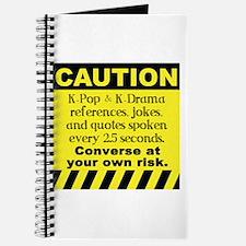 Caution K spoken here Journal