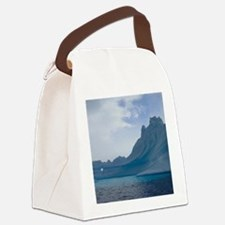 Antarctic Iceberg Canvas Lunch Bag