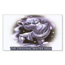 Original Water Sign Decal
