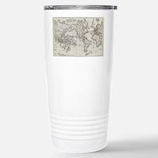 Vintage World Telegraph Travel Mug
