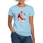 Walles Family Crest Women's Light T-Shirt