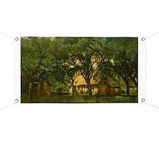 The Toutain Farm at Honfleur - Camille Coro Banner
