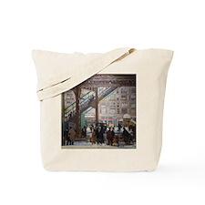 Elevated Columbus Avenue - Gifford Beal Tote Bag