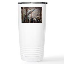 Elevated Columbus Avenu Travel Mug