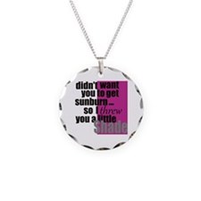 Cool Pop culture Necklace
