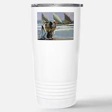The Three Sails - Joaqu Stainless Steel Travel Mug