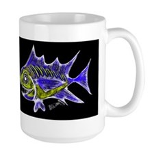 toothy modified Mugs