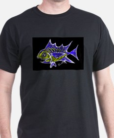 toothy modified T-Shirt
