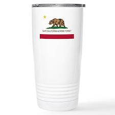 California-Drink Fernet Travel Mug