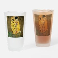 The Kiss - Gustav Klimt Drinking Glass