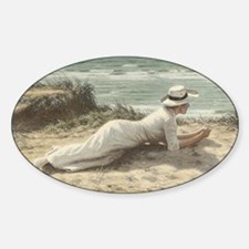 Summer on The Dunes - Niels Frederi Decal