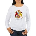 Walden Family Crest Women's Long Sleeve T-Shirt