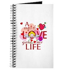 Angel Of Love Journal
