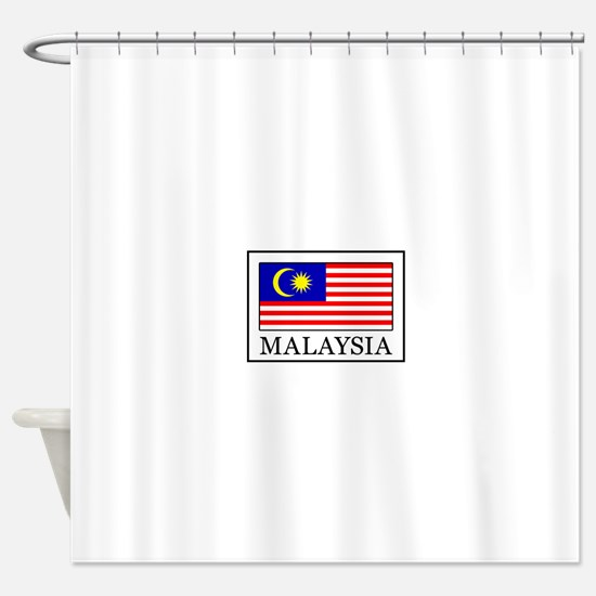 malaysia shower curtain - Bathroom Accessories Kota Kinabalu