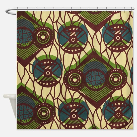 african print shower curtains | african print fabric shower