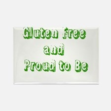 Gluten Free and Proud to Be Magnets