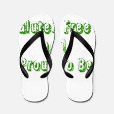 Gluten Free and Proud to Be Flip Flops