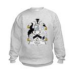 Wait Family Crest Kids Sweatshirt