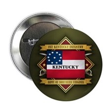 "1st Kentucky Infantry 2.25"" Button (10 pack)"