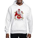 Wadsworth Family Crest Hooded Sweatshirt