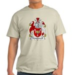 Wadsworth Family Crest Light T-Shirt