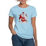 Wadsworth Family Crest Women's Light T-Shirt