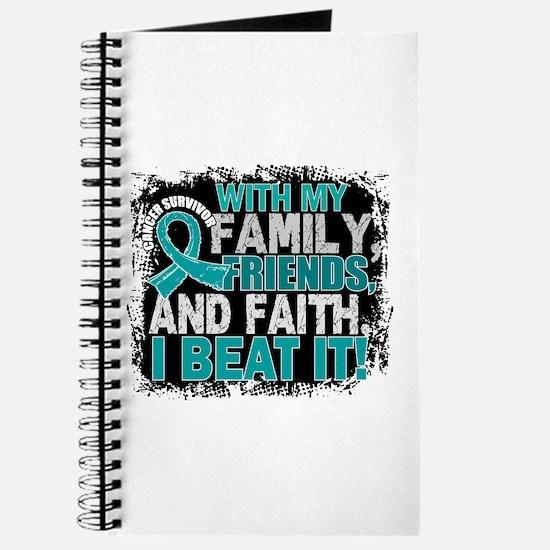 Ovarian Cancer Survivor FamilyFriendsFaith Journal